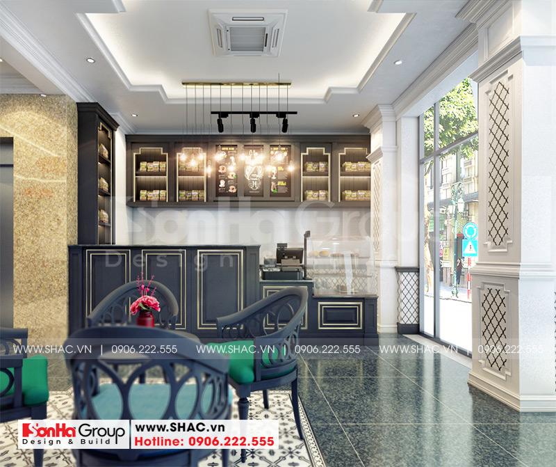 Thiết kế nội thất khách sạn mini 5 tầng tiêu chuẩn 2 sao tại Quảng Ninh 1