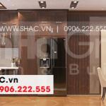 11 Thiết kế nội thất phòng bếp ăn đẹp tại khu đô thị waterfront hải phòng wfc 008