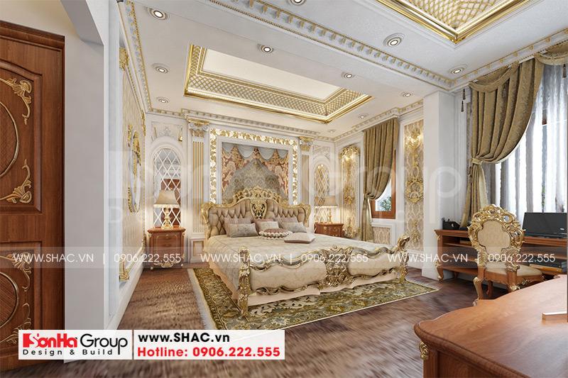 Biệt thự tân cổ điển 3 tầng 12m x 20m kết hợp kinh doanh tại An Giang – SH BTP 0150 11
