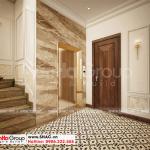 11 Thiết kế nội thất sảnh thang cao cấp tại quảng ninh