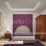 13 Không gian nội thất phòng ngủ 7 biệt thự tân cổ điển tại an giang sh btp 0150