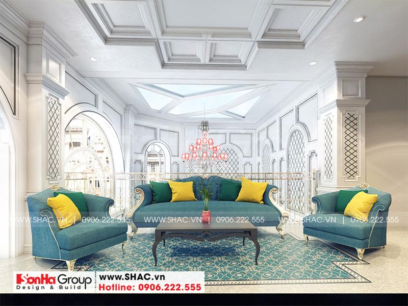 Thiết kế nội thất khách sạn mini 5 tầng tiêu chuẩn 2 sao tại Quảng Ninh 3