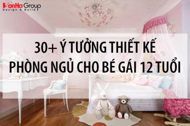 30+ Ý tưởng thiết kế phòng ngủ cho bé gái 12 tuổi hot nhất [next_year] 6