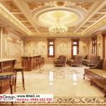 4 Bố trí nội thất khu văn phòng đẹp tại an giang sh btp 0150