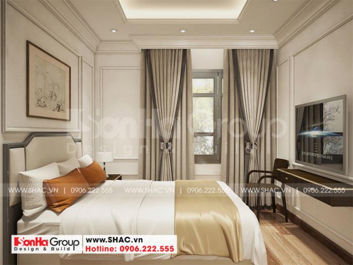 Căn phòng ngủ khách sạn tiêu chuẩn 2 sao đẹp và tiện nghi được chủ nhân và Du khách rất ưng ý