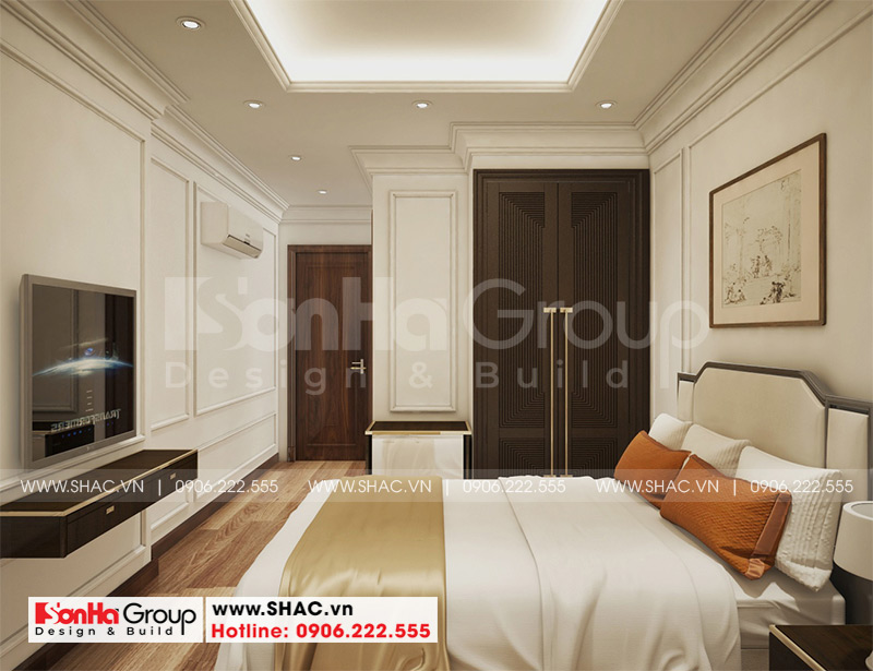 Thiết kế nội thất khách sạn mini 5 tầng tiêu chuẩn 2 sao tại Quảng Ninh 5