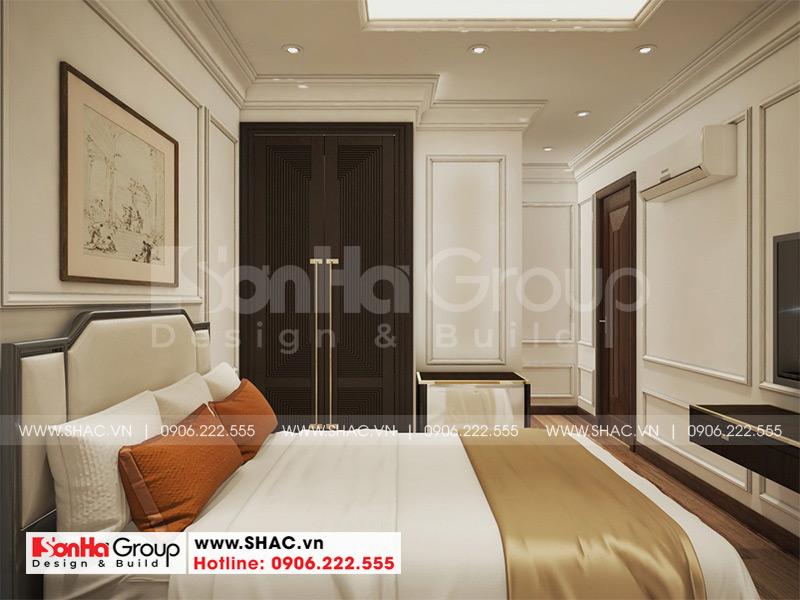 Thiết kế nội thất khách sạn mini 5 tầng tiêu chuẩn 2 sao tại Quảng Ninh 7