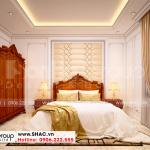 8 Không gian nội thất phòng ngủ 2 biệt thự tân cổ điển tại an giang sh btp 0150