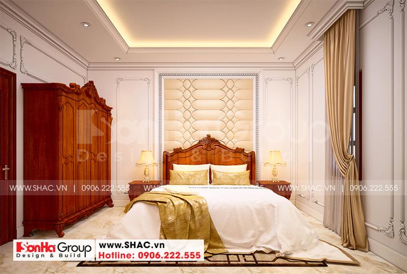 Biệt thự tân cổ điển 3 tầng 12m x 20m kết hợp kinh doanh tại An Giang – SH BTP 0150 8
