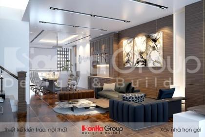BÌA thiết kế nội thất nhà phố liền kề kết hợp văn phòng tại khu đô thị waterfront hải phòng wfc 008
