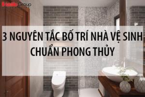Bố trí nhà vệ sinh chuẩn phong thủy với 3 nguyên tắc nhất định phải biết 10
