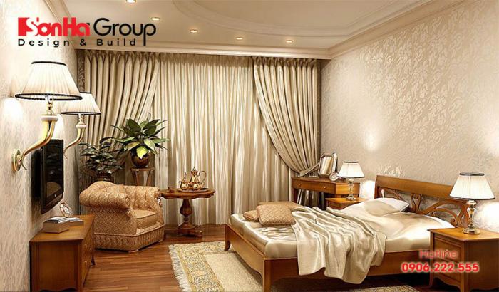 Bố trí phòng ngủ đẹp, phong thủy giúp người già có sức khỏe tốt