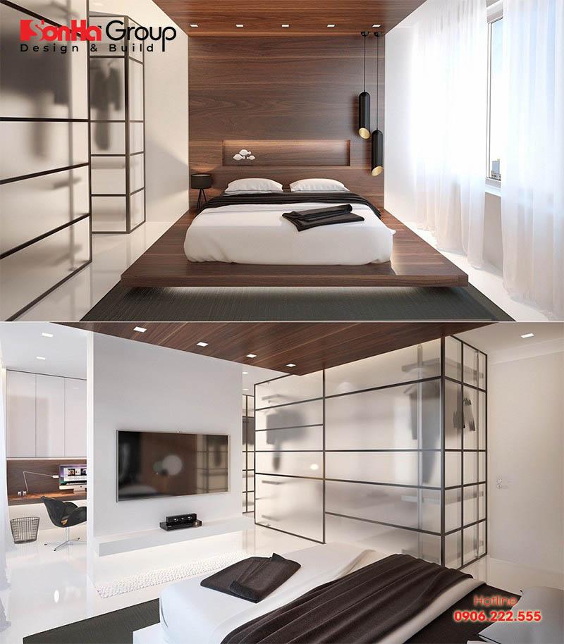 Bố trí phòng thay đồ trong phòng ngủ tiện nghi 3