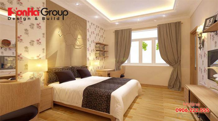 Cách lựa chọn và bài trí nội thất phòng ngủ cho bố mẹ tăng tuổi thọ