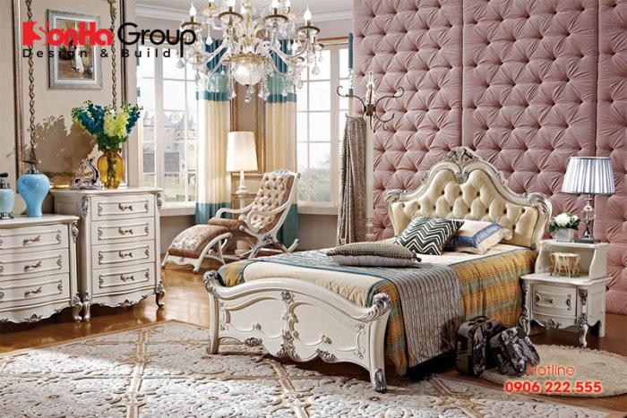 Đây là một gợi ý cho cách trang trí căn phòng theo phong cách cổ điển hoàng gia