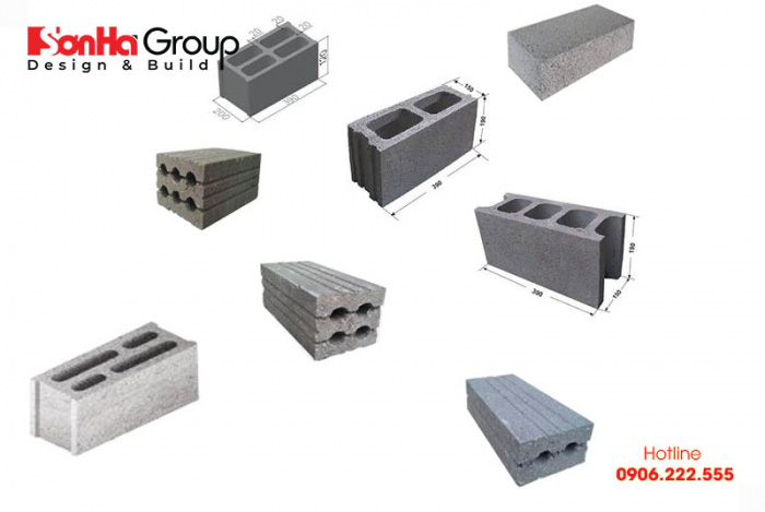 Gạch không nung được sử dụng phổ biến trong xây dựng công trình lớn nhỏ