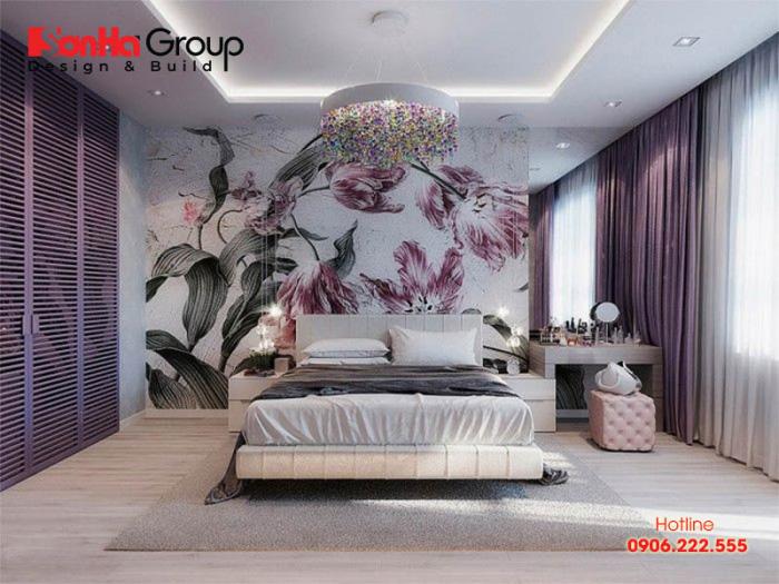 Hãy tận dụng ánh sáng tự nhiên cho không gian phòng ngủ thêm thoáng đãng