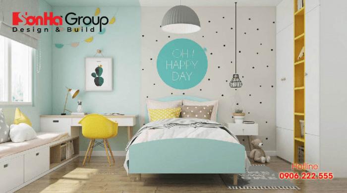Mẫu phòng ngủ đẹp dành cho các bé gái 5