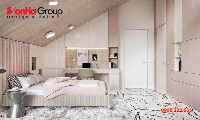Mẫu phòng ngủ đẹp dành cho các bé gái 6