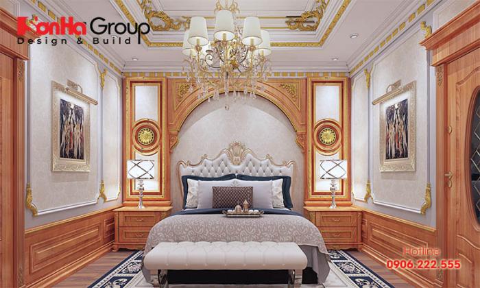 Mẫu phòng ngủ gỗ tự nhiên đẹp nhất 2020 mà bạn nên tham khảo