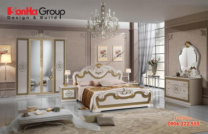 Một không gian phòng ngủ thông thoáng sẽ mang đến những giấc ngủ sâu, tràn đầy năng lượng mỗi sớm mai thức dậy