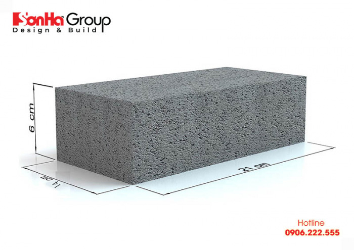Một trong 6 loại gạch không nung tốt và đáng dùng nhất hiện nay