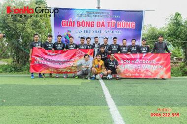 Sơn Hà Group vô địch giải bóng đá Cúp Tứ Hùng Waterfont City (6)