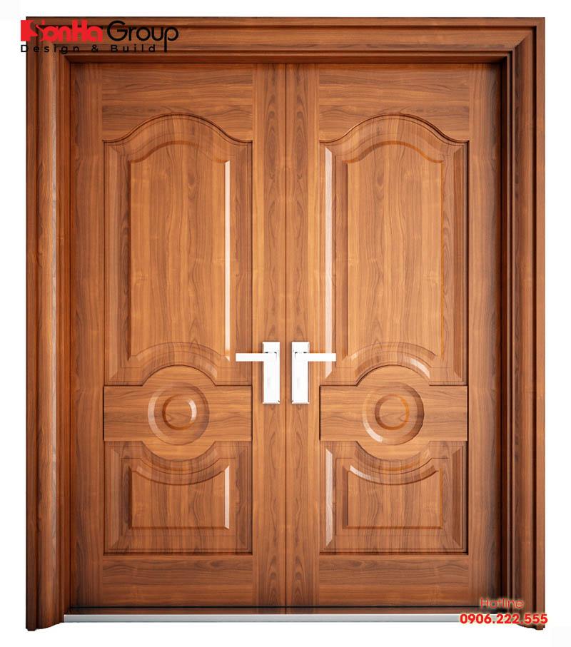Thiết kế của hậu đối diện cửa chính có những tác hại khôn lường