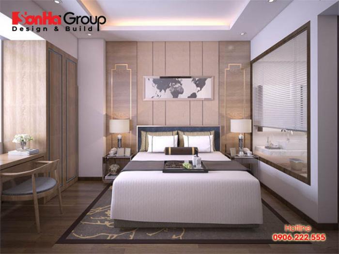 Thiết kế phòng vệ sinh khách sạn phải sạch sẽ, cao ráo, thoải mái