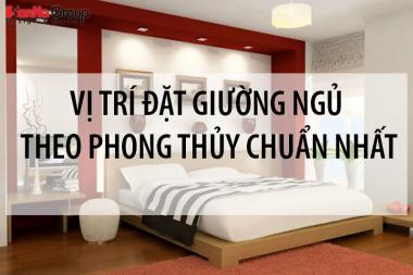 [Tư vấn] Vị trí đặt giường ngủ theo phong thủy và các nguyên tắc cần lưu ý 7