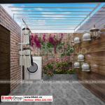 14 Trang trí nội thất sân giặt phơi đẹp mắt tại khu đô thị vinhomes imperia hải phòng vhi 007