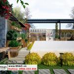 15 Tiểu cảnh sân vườn được bố trí ấn tượng tại khu đô thị vinhomes imperia hải phòng vhi 007