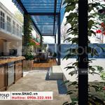16 Thiết kế tiểu cảnh sân vườn kết hợp bếp ăn ngoài trời tại khu đô thị vinhomes imperia hải phòng vhi 007