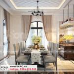 2 Mẫu nội thất phòng ăn đẹp tại khu đô thị vinhomes imperia hải phòng vhi 007