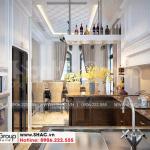 3 Không gian nội thất phòng bếp sang trọng tại khu đô thị vinhomes imperia hải phòng vhi 007