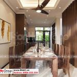 4 Trang trí nội thất phòng bếp ăn kiểu tân cổ điển tại vinhomes imperia hải phòng vhi 008