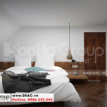 5 Bố trí nội thất phòng ngủ giúp việc đơn giản nhưng tiện ích tại vinhomes imperia hải phòng vhi 008