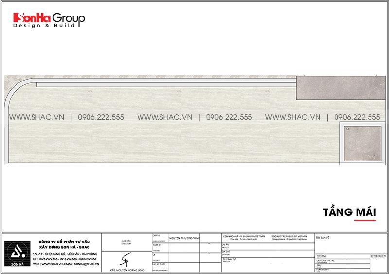 Mẫu nhà phố kinh doanh kết hợp căn hộ cho thuê hiện đại 5,4m x 19,1m tại Vũng Tàu – SH NOD 0214 6