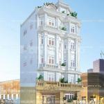 1 Thiết kế khách sạn kiểu tân cổ điển tại nha trang sh ks 0072