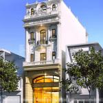 1 Thiết kế khách sạn tân cổ điển đẹp tại sài gòn sh ks 0071