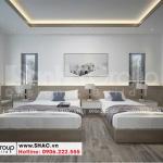 10 Bố trí nội thất phòng ngủ khách sạn mặt tiền 10m tại bình dương