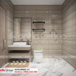 19 Trang trí nội thất phòng tắm wc khách sạn hiện đại tại bình dương