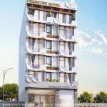 24 Thiết kế khách sạn hiện đại tại bình dương sh ks 0084