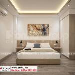 4 Trang trí nội thất phòng ngủ lái xe khách sạn hiện đại tại bình dương