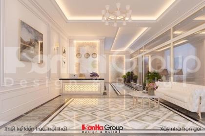 BÌA thiết kế nội thất khách sạn mini 6 tầng mặt tiền 10m tại bình dương