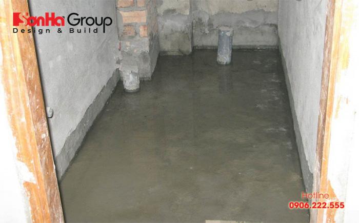 Cần phải có quy trình chống thấm nhà vệ sinh đúng tiêu chuẩn kỹ thuật