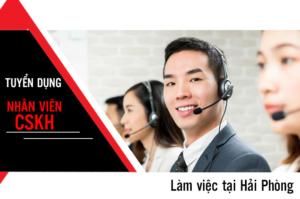 Tuyển dụng Nhân viên Chăm sóc khách hàng (Làm việc tại Hải Phòng) - 01/2020 5