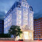 1 Thiết kế khách sạn kiểu tân cổ điển đẹp tại hà nội sh ks 0078