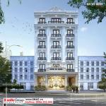 1 Thiết kế khách sạn kiểu tân cổ điển tại an giang sh ks 0076