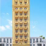 1 Thiết kế khách sạn kiểu tân cổ điển tại phú quốc sh ks 0075
